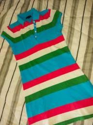 Vestido Tommy Hilfiger- Colorido