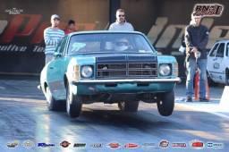 Opala SS Turbo Traseira TT-A