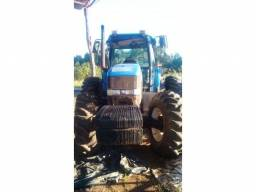Trator New Holland Tm 7040 Ano 2012<br><br>