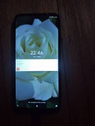 Celular MotoE 6s semi novo
