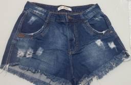 Desapegos Shorts jeans feminino