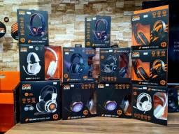 Varios Modelos de Headset Gamer Oex