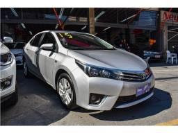 Toyota Corolla 2015 1.8 gli 16v flex 4p automático