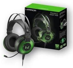 Headset Gamer Warrior ph259 Novo na caixa