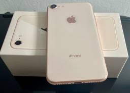 iPhone 8 64Gb Gold - Impecável