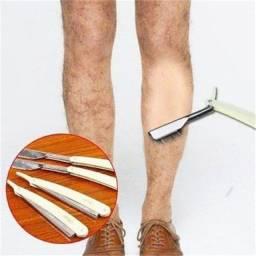 Título do anúncio: Navalhete Profissional Para Barbeiro / Barba / Salão De Barbeiro