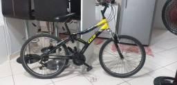 Bicicleta Caloi em otimo estado