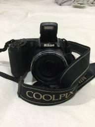 Máquina fotográfica Nikon coolpix L 810