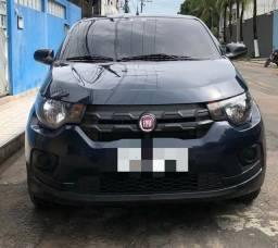 Fiat Mobi Easy on 2017