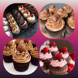 Cup cakes e tortas