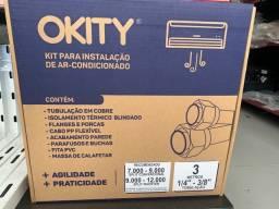 Kit de instalação