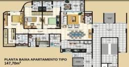 Título do anúncio: Apartamento de 147.7m2 - 603 - Residencial Farroupilha