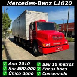Título do anúncio: Mercedes Benz 1620 Eletrônico único dono Top