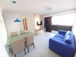 FM- Apartamento 55m² 02 quartos 01 suíte, Mobiliado, 02 vagas cobertas!