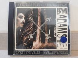 CD Bryan Adams - Milestones Live