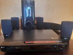 HOME THEATER LG 500 W