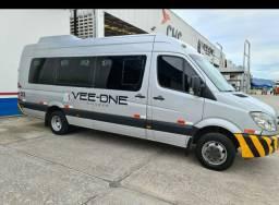 Van Sprinter 515 20+1 2012/2013 AC TROCA