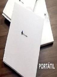 Photo Studio Box Doble, Iluminações com 108 leds