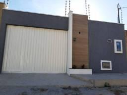 Casa para venda com 101 metros quadrados com 3 quartos em Santa Rita - Eunápolis - BA