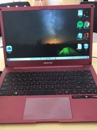 Notebook Positivo Motion Plus Red Q464B