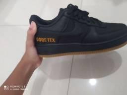 Air force 1 Nike parceria com a GORE-TEX