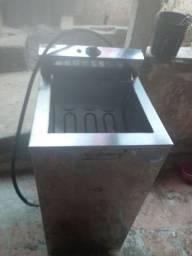 Fritadeira elétrica   12 litro