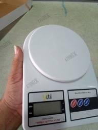 Balança De Cozinha Eletrônica Digital De Precisão 10kg Dieta E Culinária