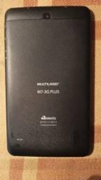 Tablet Multilaser Wi-Fi Chip 3g parcelo 3x no cartão sem juros