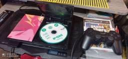 Playstation 2 slim desbloqueado