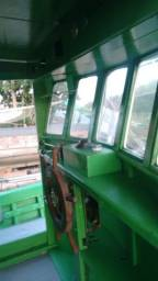 Barco madeira MWM 229
