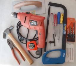 Aluguel de ferramentas para consertos domésticos