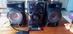 Radio lg pouco uso