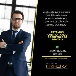 Vaga para Corretor de Imóveis - Curitiba