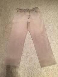 Calça Jeans Pierre Cardin Original 100% Algodão Tamanho 50 Ótimo Estado Zerada Barbada!