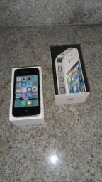 iPhone 4 - 32 Gb - Preto Super Conservado Na Caixa