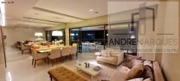 Apartamento para Venda em Salvador, Vitória, 4 dormitórios, 4 suítes, 4 banheiros, 3 vagas