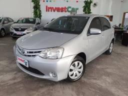 Toyota ETIOS 1.5 HB XS 16V FLEX 4P MANUAL