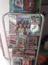 Vende se lote de revistas novas