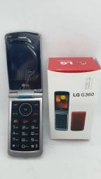 Celular LG g360 novo