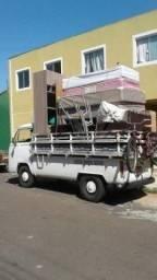 Fretes e carretos Curitiba alto boqueirao Carmo hauer xaxim Uberaba sítio cercado