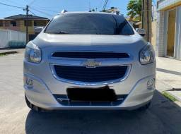 Chevrolet/Spin 1.8 2018 07 lugares(((Impecável)))