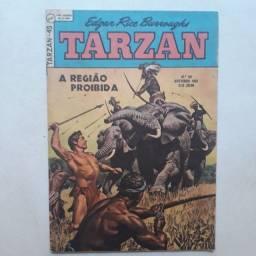 Tarzan número 45 ( Editora Ebal)