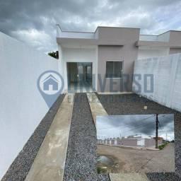 Casa para venda tem 125 metros quadrados com 2 quartos em Asa Branca - Feira de Santana