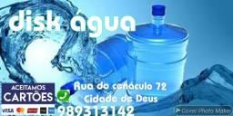 Água 20 litros