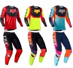 Conjunto Motocross Fox