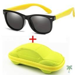 Óculos infantil com UV