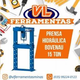 Prensa Hidráulica Bovenau 15 Ton ?