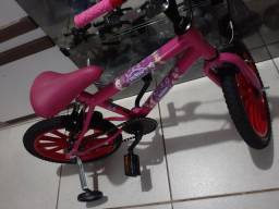 Bike aro 16 nova personalizada
