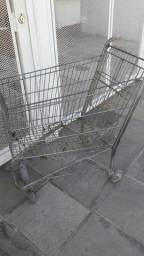 Carrinho de supermercado cr39.00