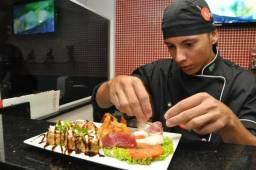 Vaga sushimam diária ou carteira assinada.